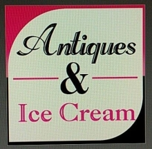 Antiques and Ice Cream