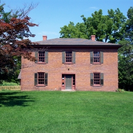 Backus-Page House Museum